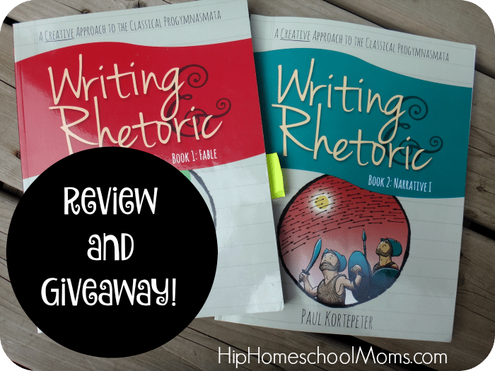 CAP Writing and Rhetoric Image Review and Giveaway