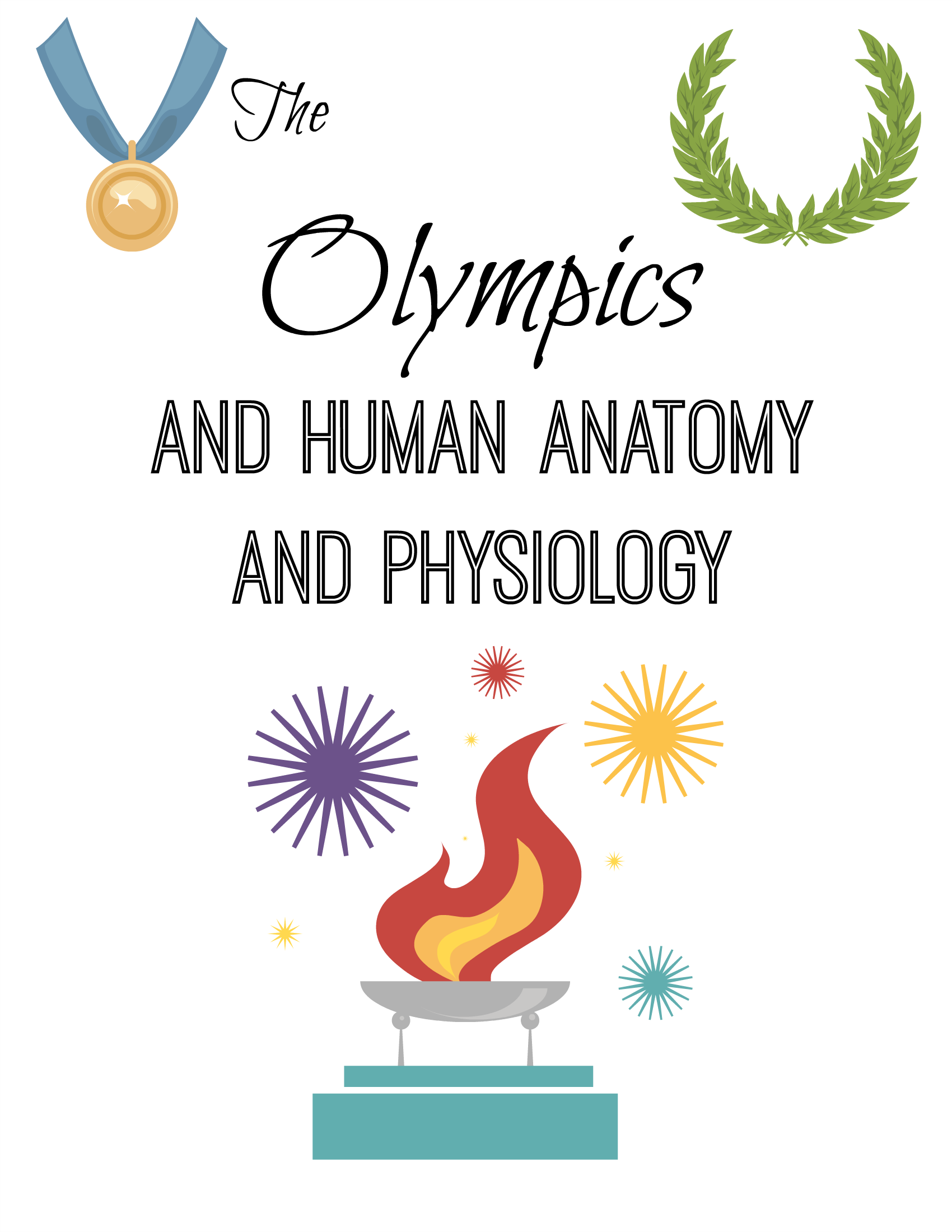 Olympic Inspiration for Studying Human Anatomy and Physiology | Hip ...
