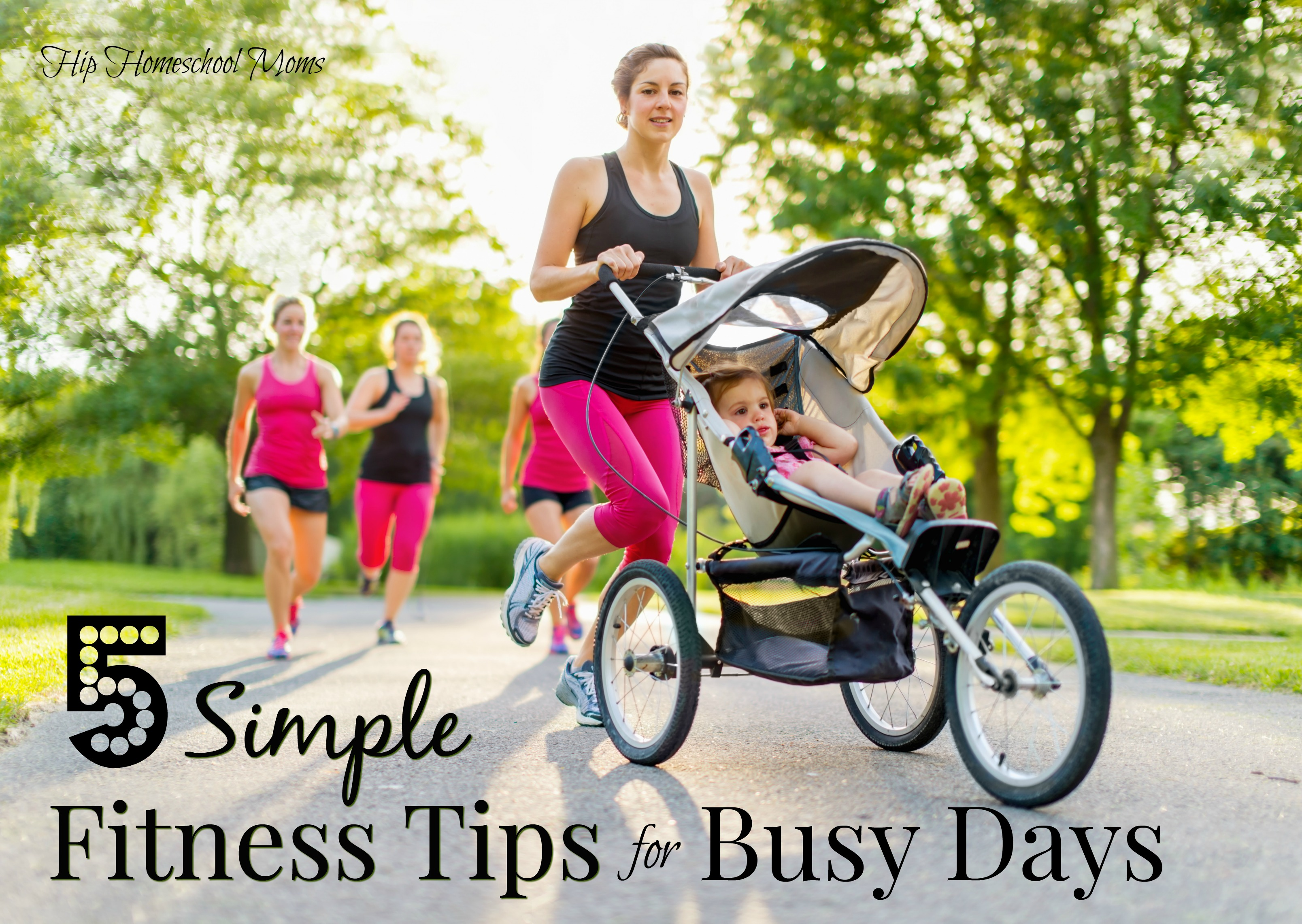 HHM 5 Simple Fitness Tips for Busy Days