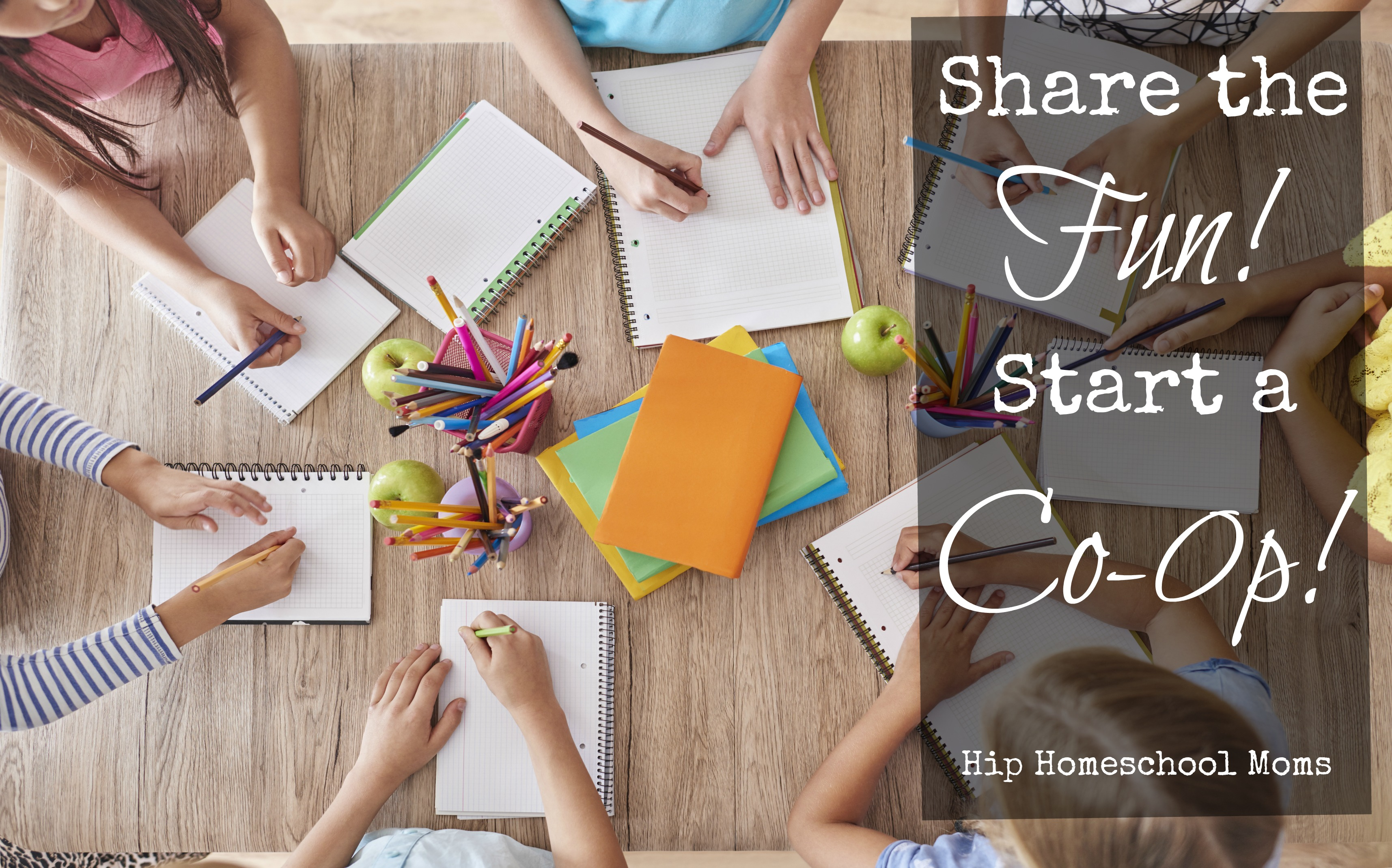 HHM Share the Fun Start a Coop