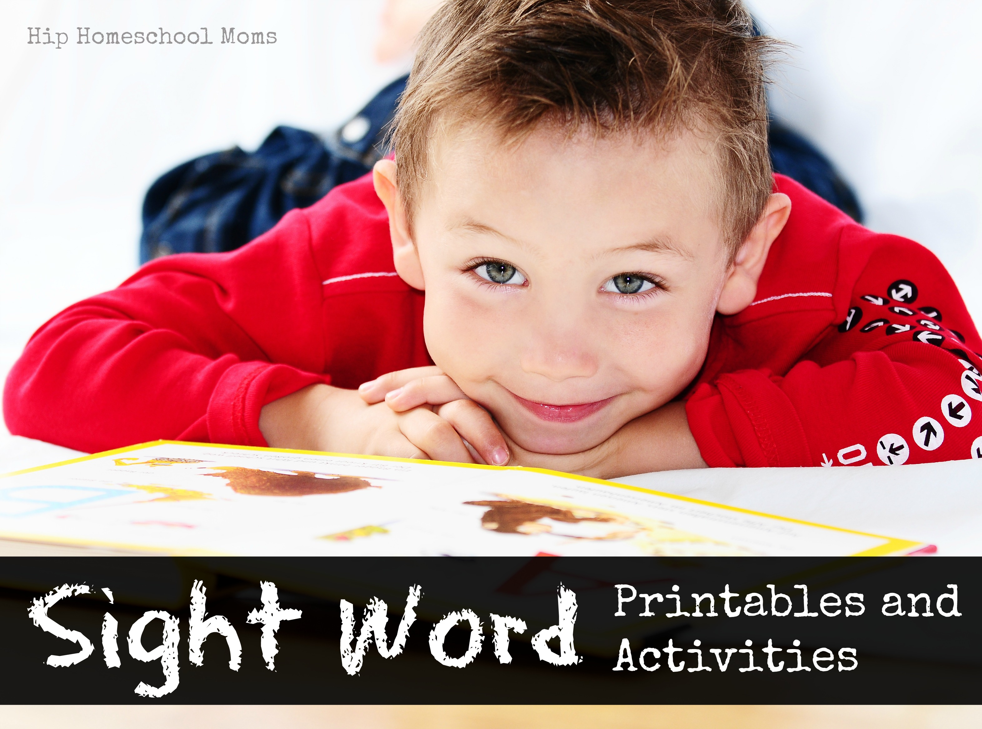 Sight Word Printables and Activities | Hip Homeschool Moms