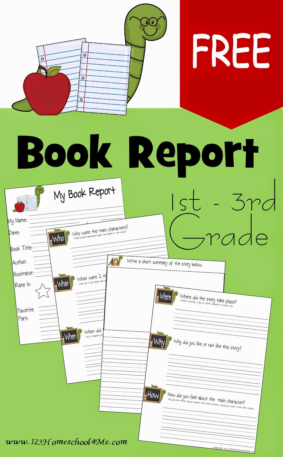 book report in english for grade 5 These book report forms are suitable for both beginning readers and older children the first is simply a form they can fill out that becomes their book report the second set is an outline primer plus a page for them to handwrite their report (if you don't already make them use a word processor.