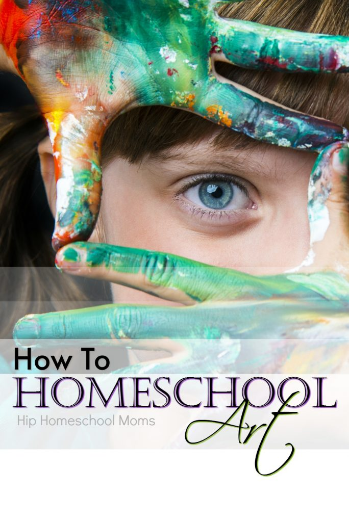 how to homeschool art long