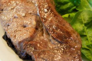 Easy Skillet Steak