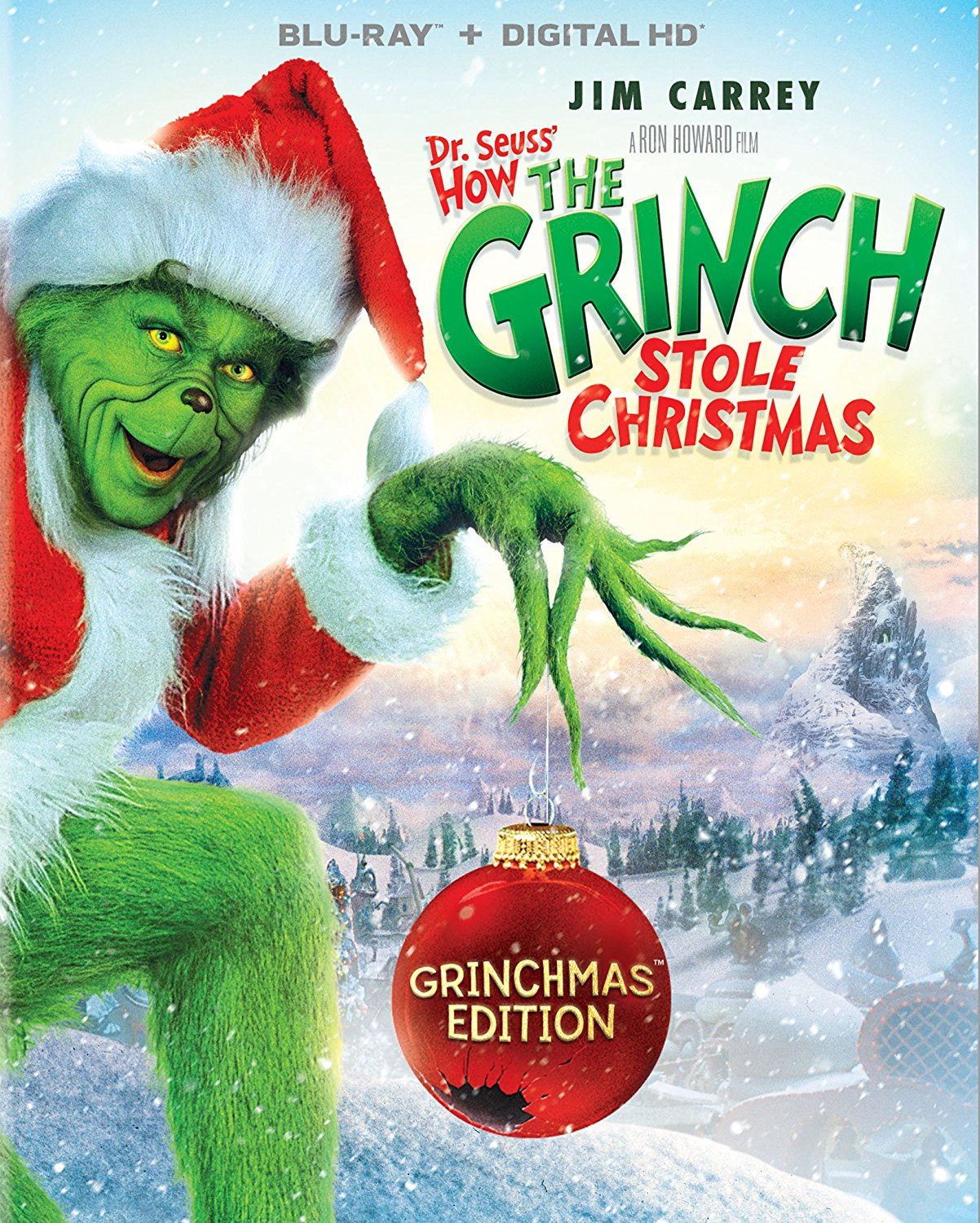 dr seuss how the grinch stole christmas grinchmas edition hip homeschool moms - How The Grinch Stole Christmas 2014