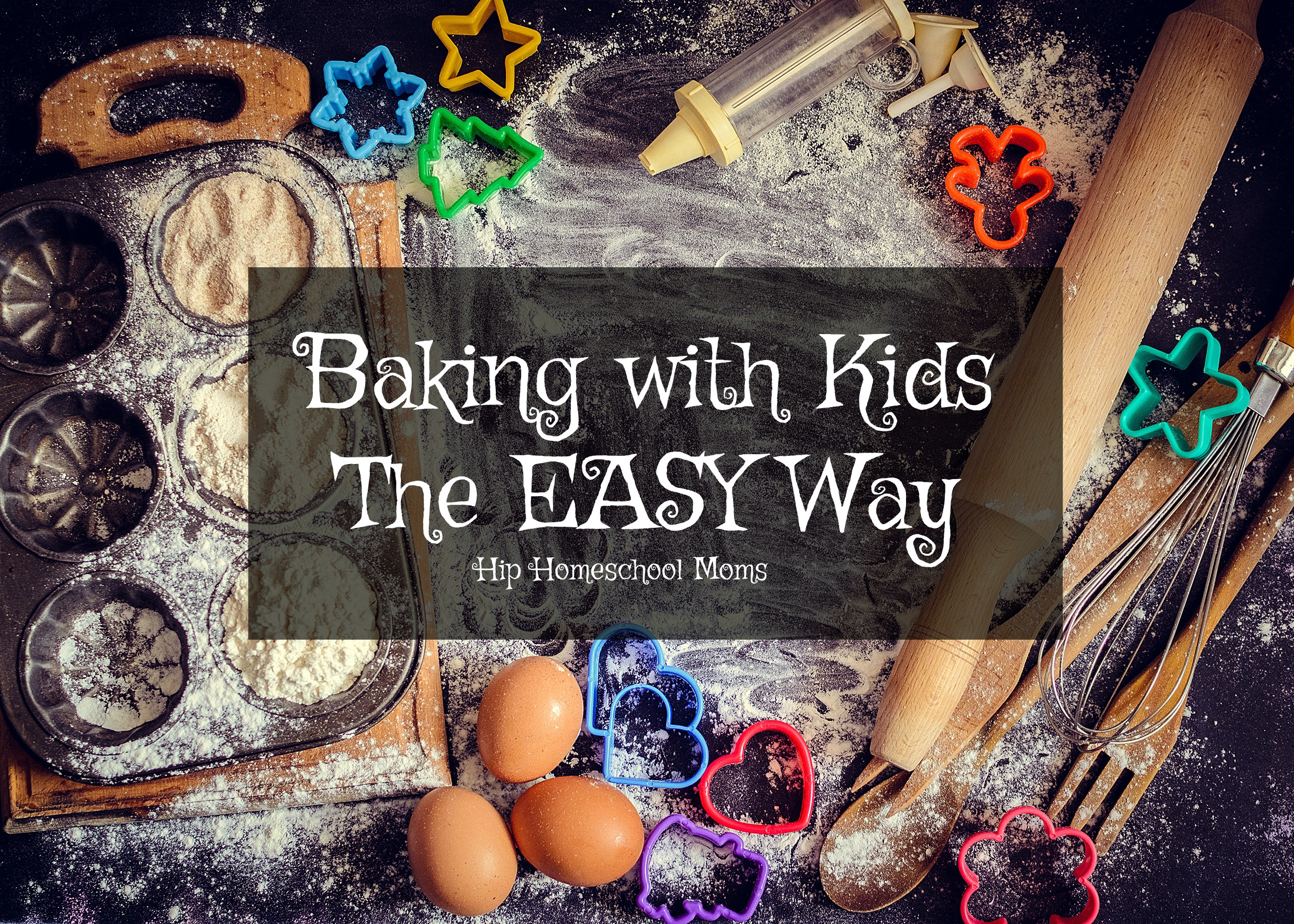Baking with your kids can be fun! These tips tell you how.
