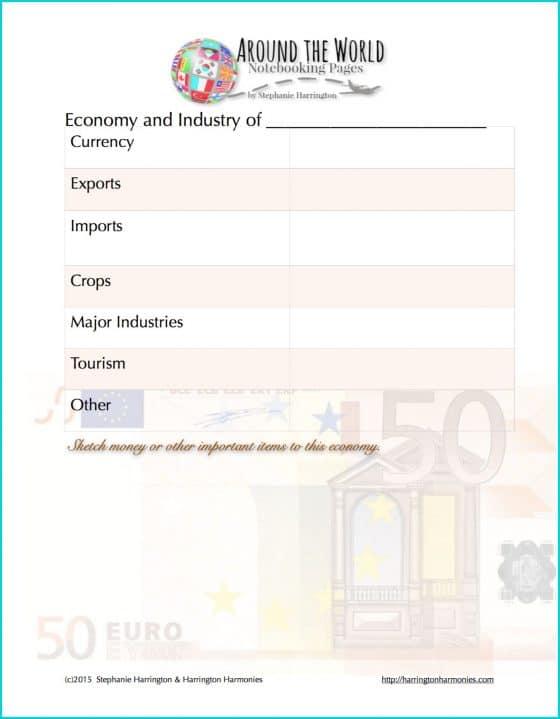 Economy Page