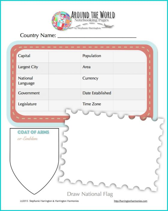 Country Statistics Page