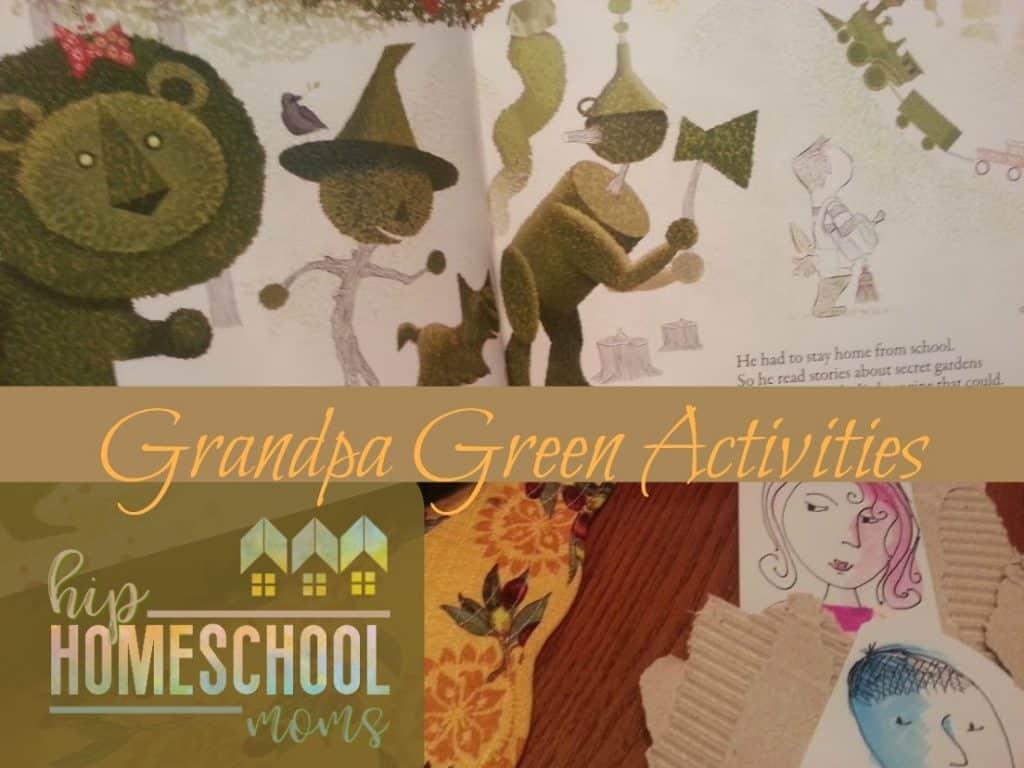 grandpa Green Activities