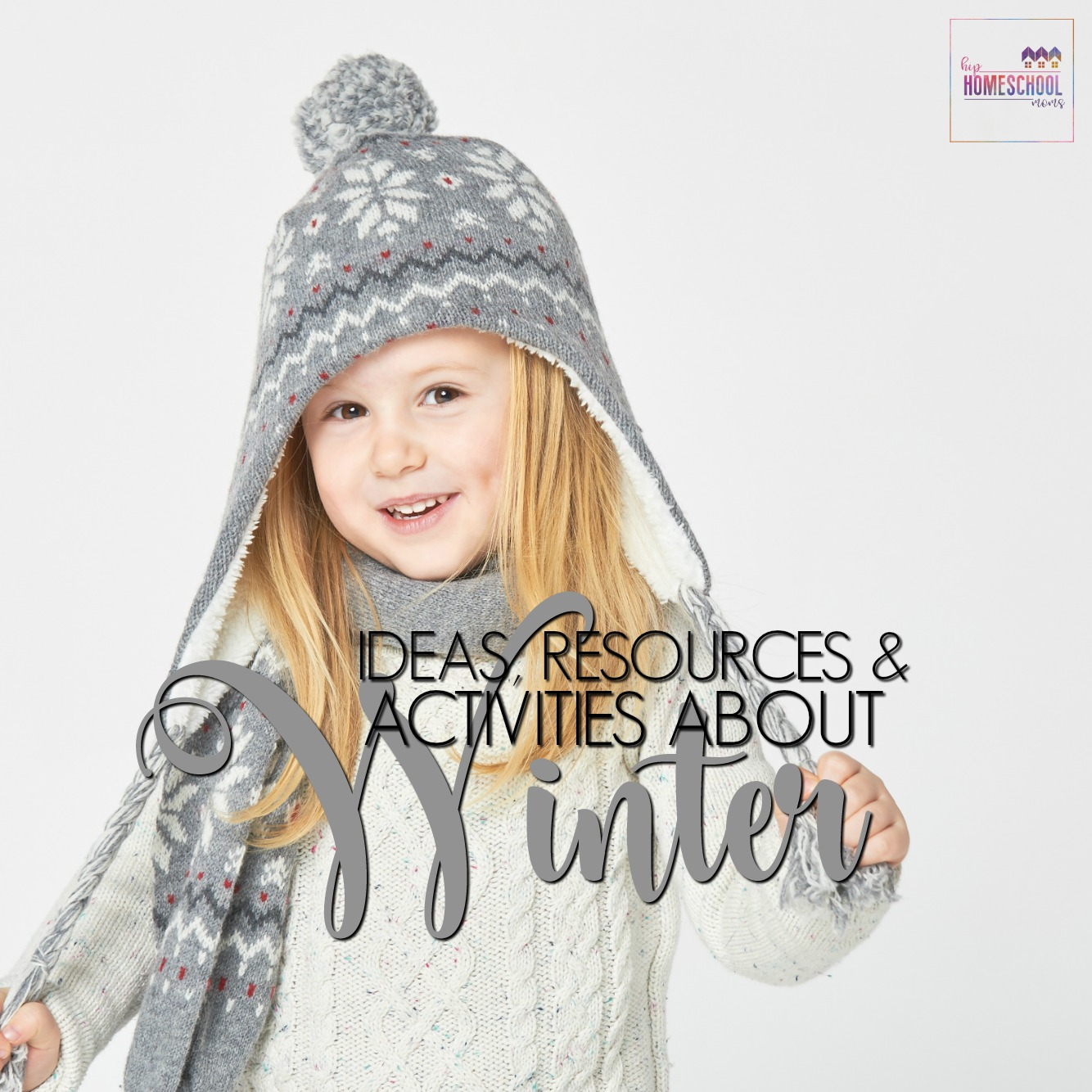Great free resources for fun activities for winter!