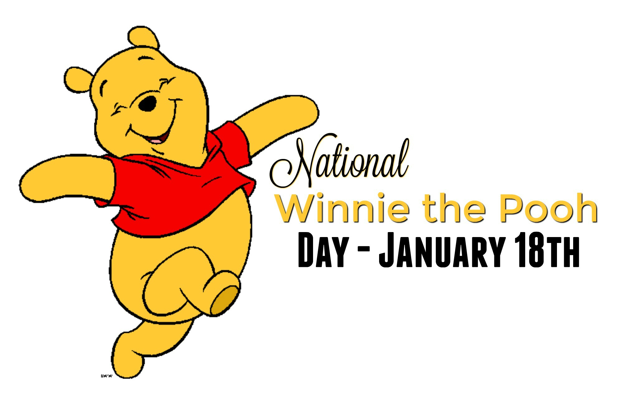 Image result for national winnie the pooh day