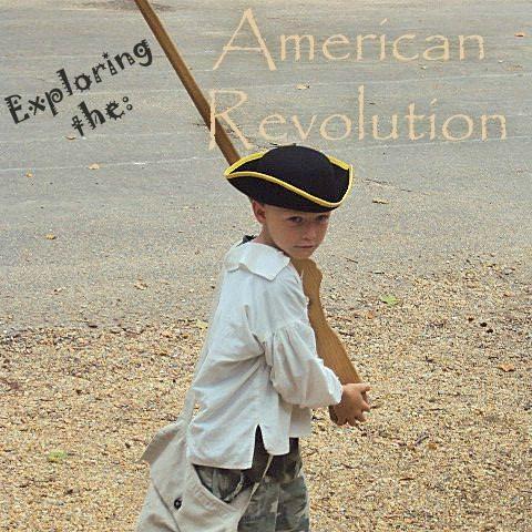 American Revolution Activities