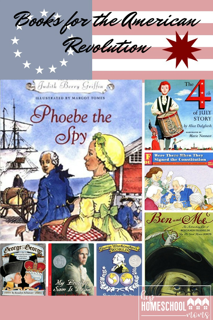 Books for the American Revolution