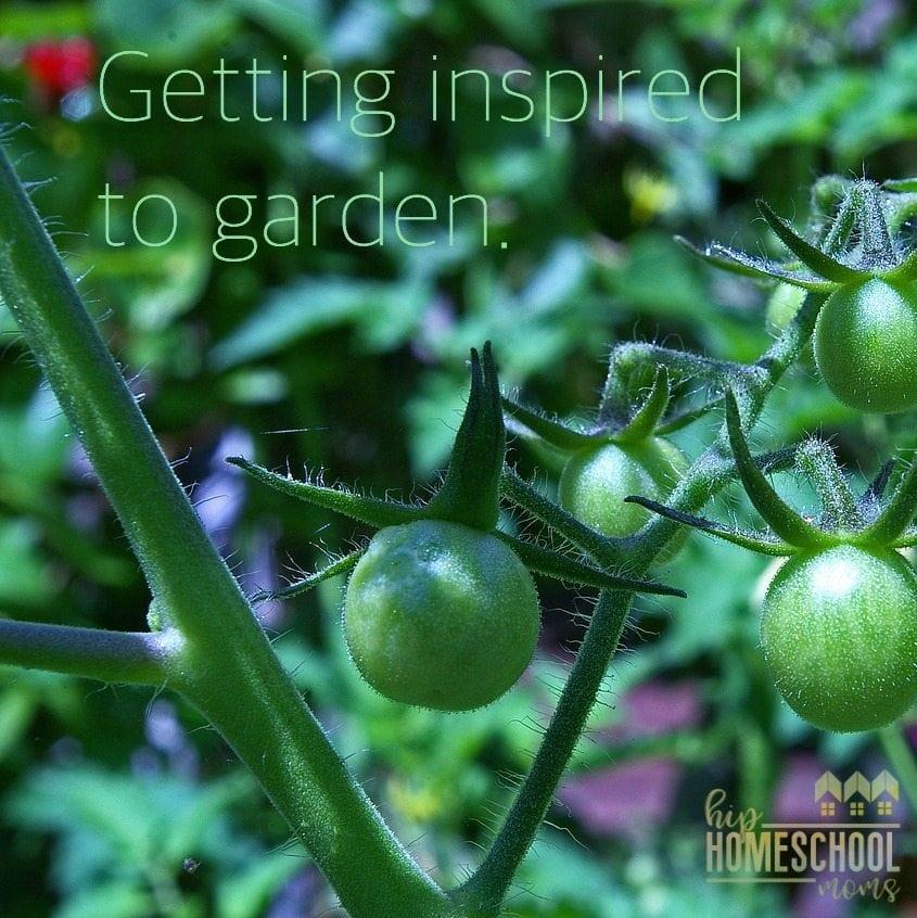 Inspired to Garden
