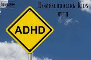Homeschooling is a great option for kids with ADHD!