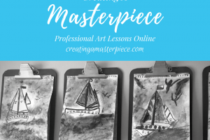 Creating a Masterpiece is a great homeschool art curriculum!