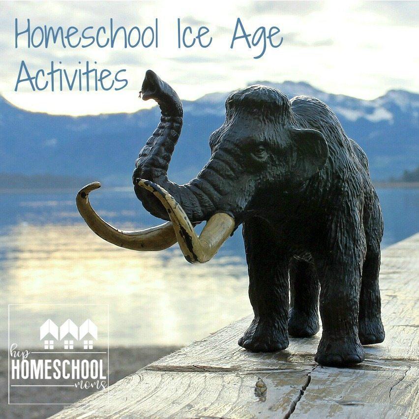 Ice Age Activities