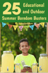 Summer Boredom Busters Hip Homeschool Moms