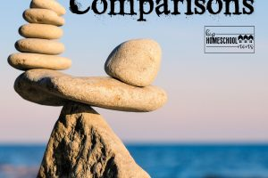 We shouldn't compare our lives to others'. Here's why!