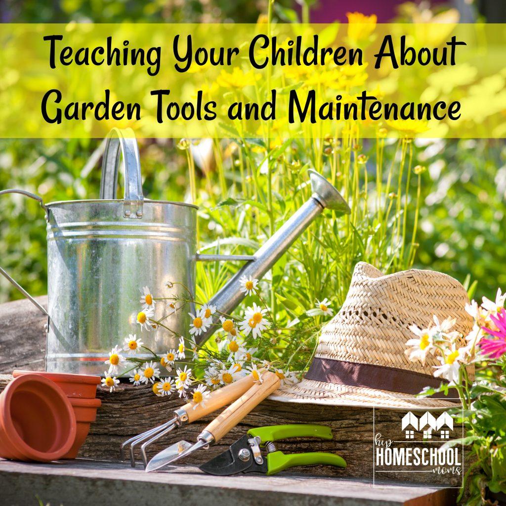 Gardening Unit Study Ideas | Hip Homeschool Moms
