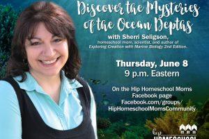 Sherri Seligson and marine life
