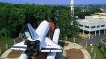 rocket at space camp