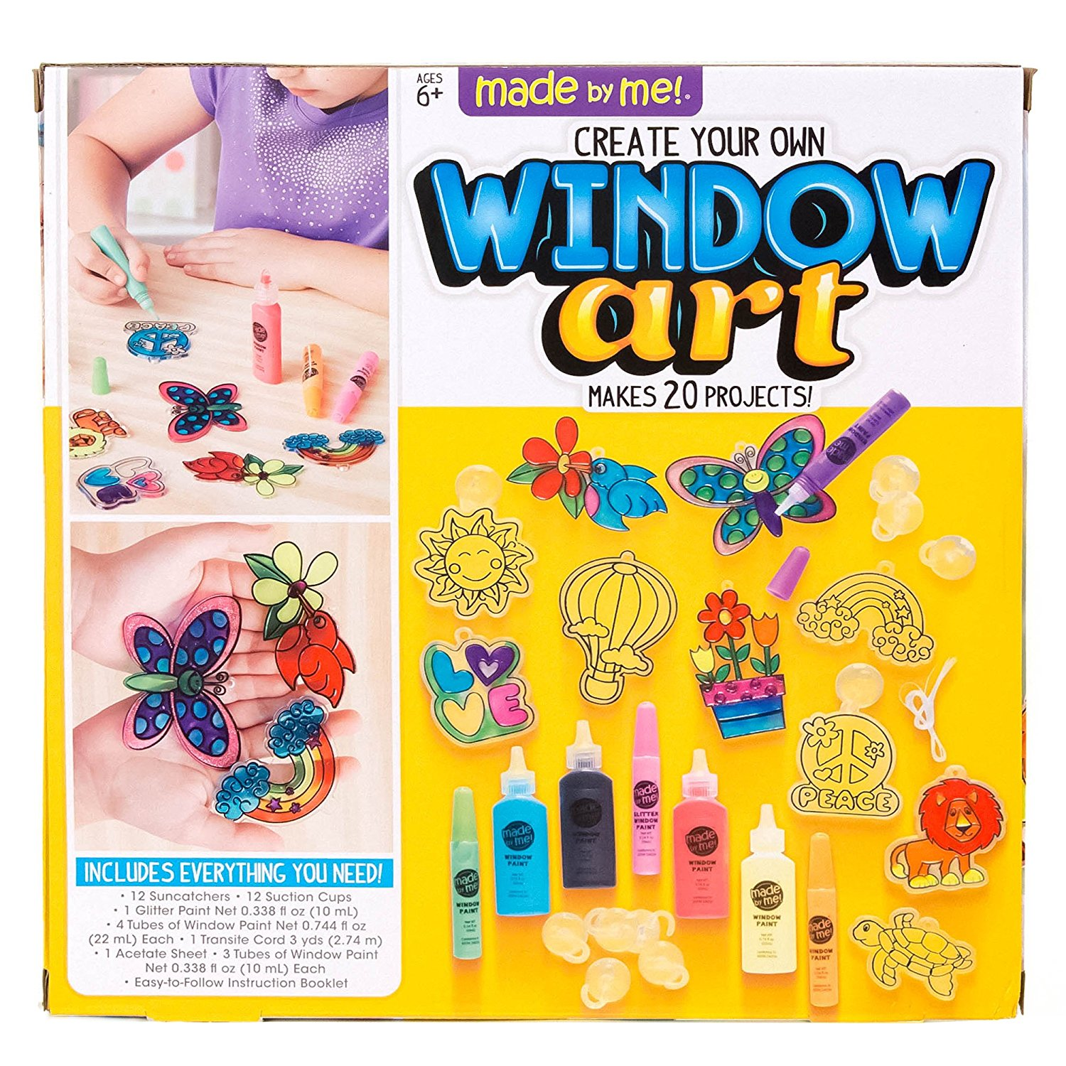 DEAL ALERT: Create Your Own Window Art By Horizon Group