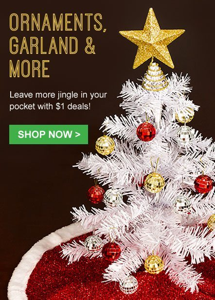 dollar tree black friday 495 flat rate shipping - Black Friday Deals Christmas Decorations