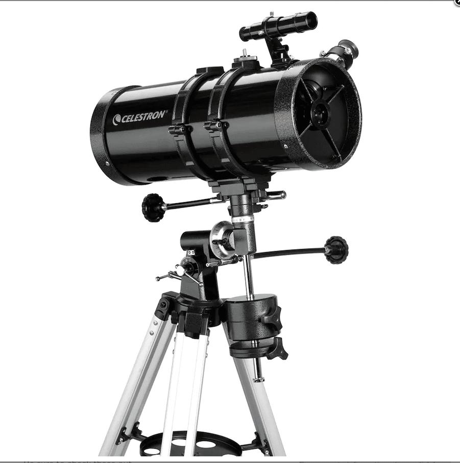 DEAL ALERT: Celestron PowerSeeker 127EQ Telescope - 20%