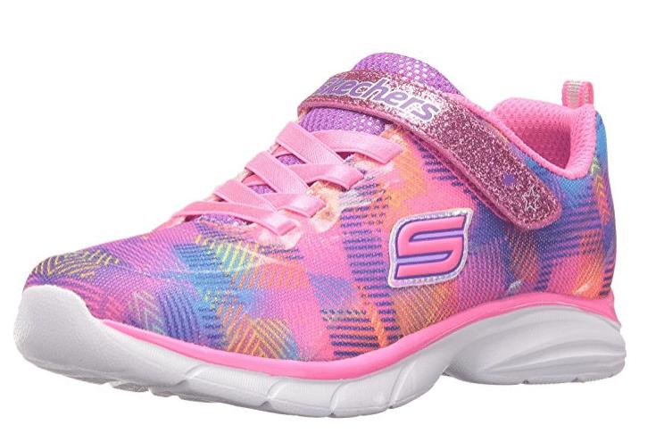 skechers rainbow sole