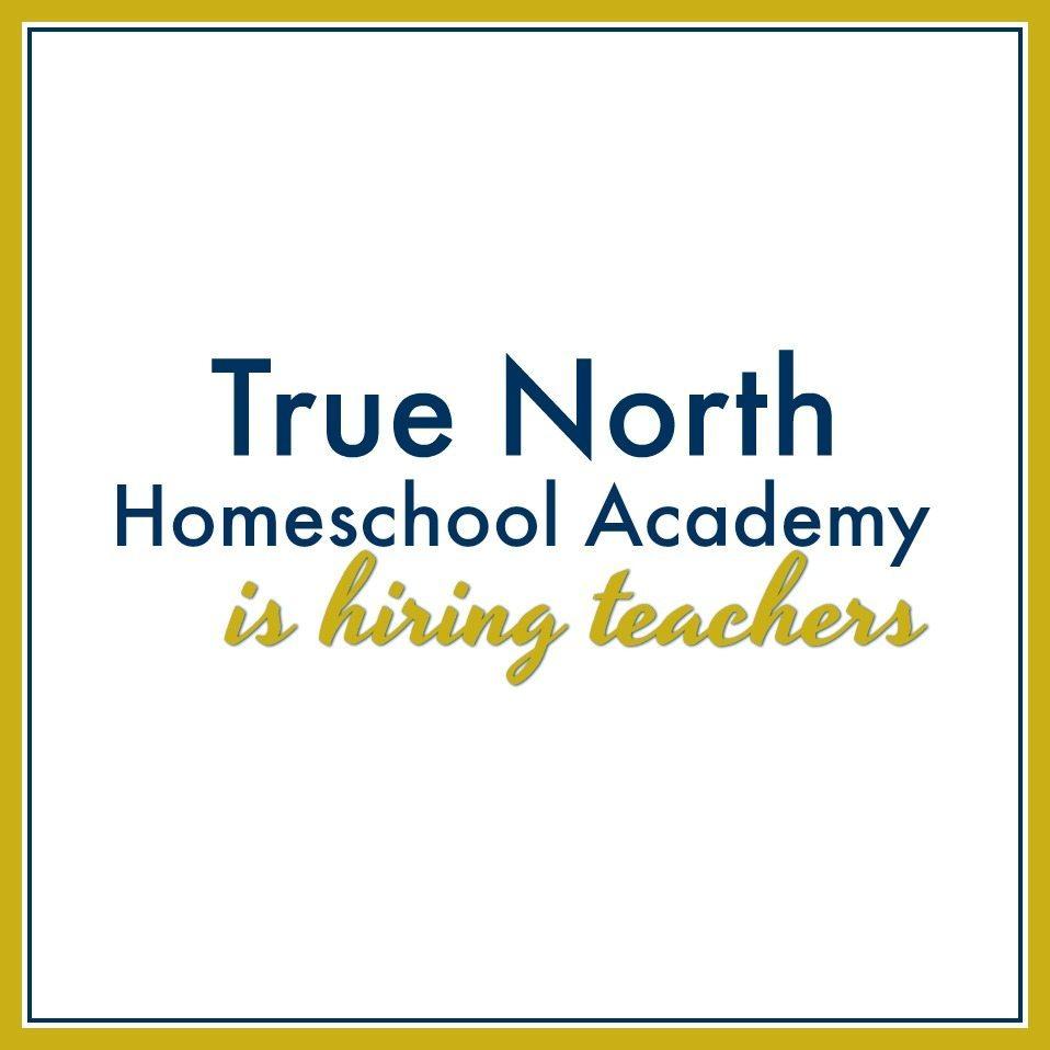 True North Homeschool Academy is Hiring Virtual Teachers | Hip ...