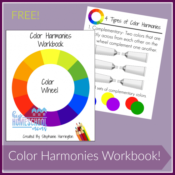 Color Harmonies Freebie