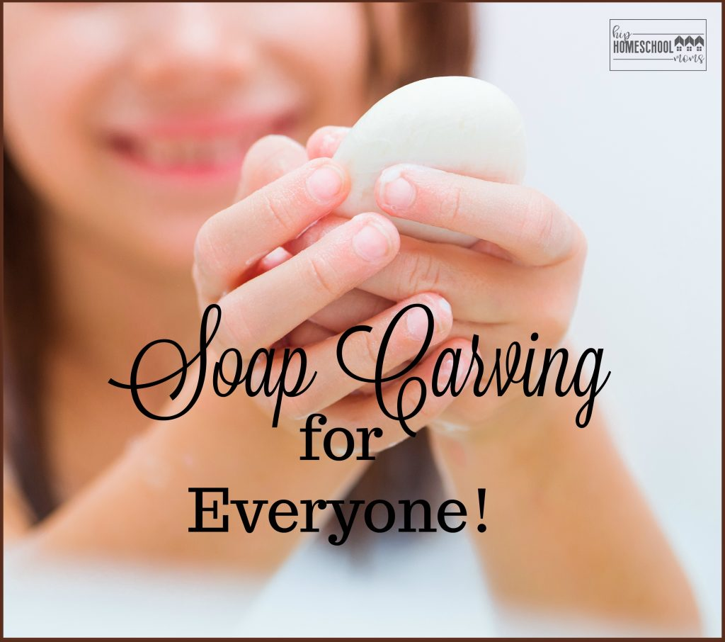 Soap Carving Ideas and Information for Children