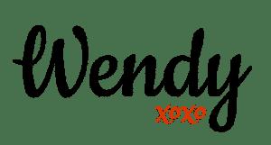 Wendy Signature Transparent Backgroundxoxo