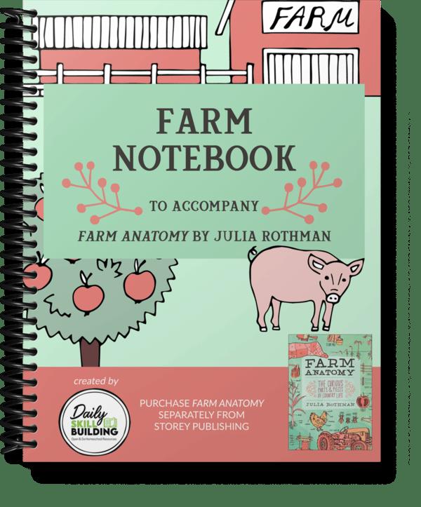 farmnotebook flat