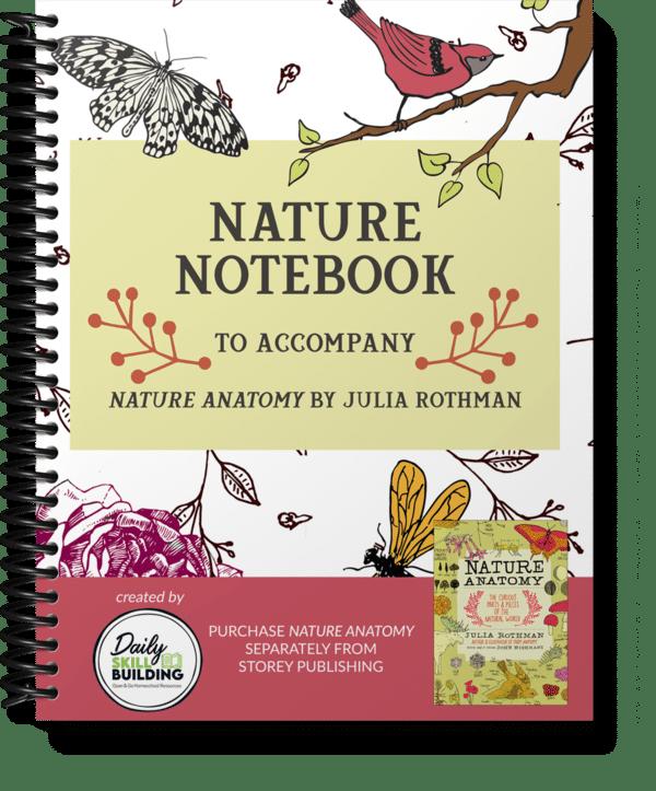 naturenotebook flat