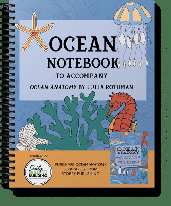 oceannotebook flat