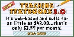 Teaching Textbooks
