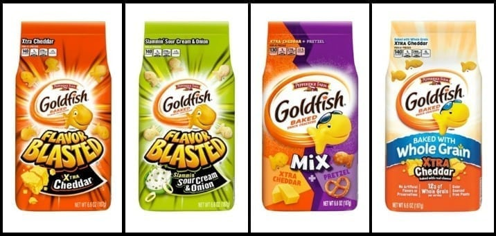 is there a recall on goldfish snack crackers