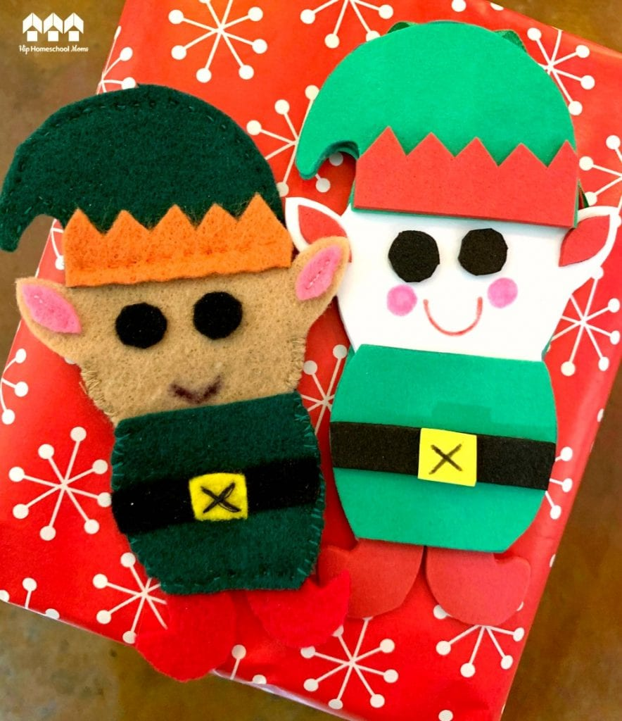 Elf Ornament Craft