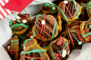Festive Pretzel Turtles Recipe