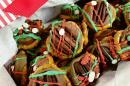 Festive Pretzel Turtles Recipe