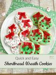 Shortbread Wreath Cookie Recipe
