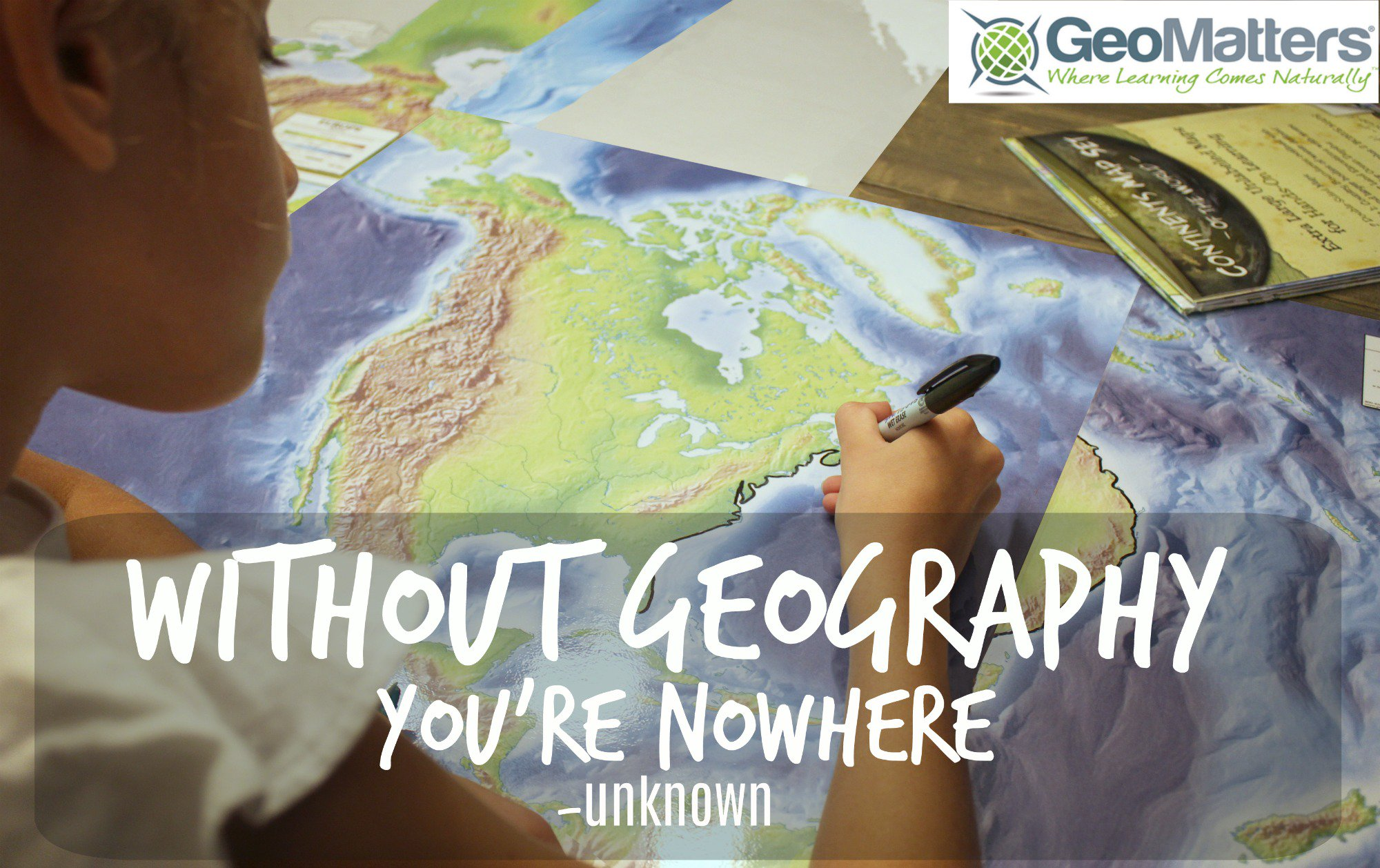 Without Geography, You're Nowhere