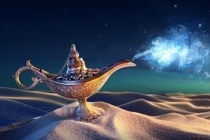 Aladdin-Inspired Summer Learning