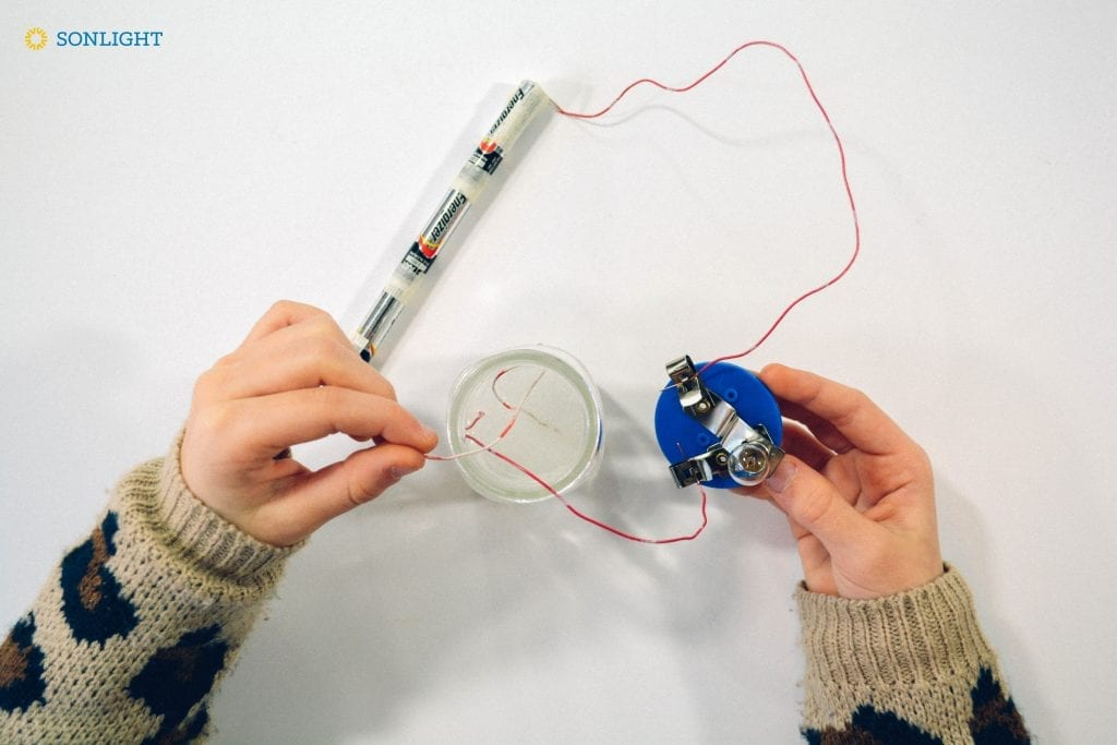 science circuit experiment