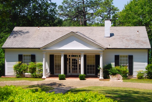 Roosevelt's little white house in GA