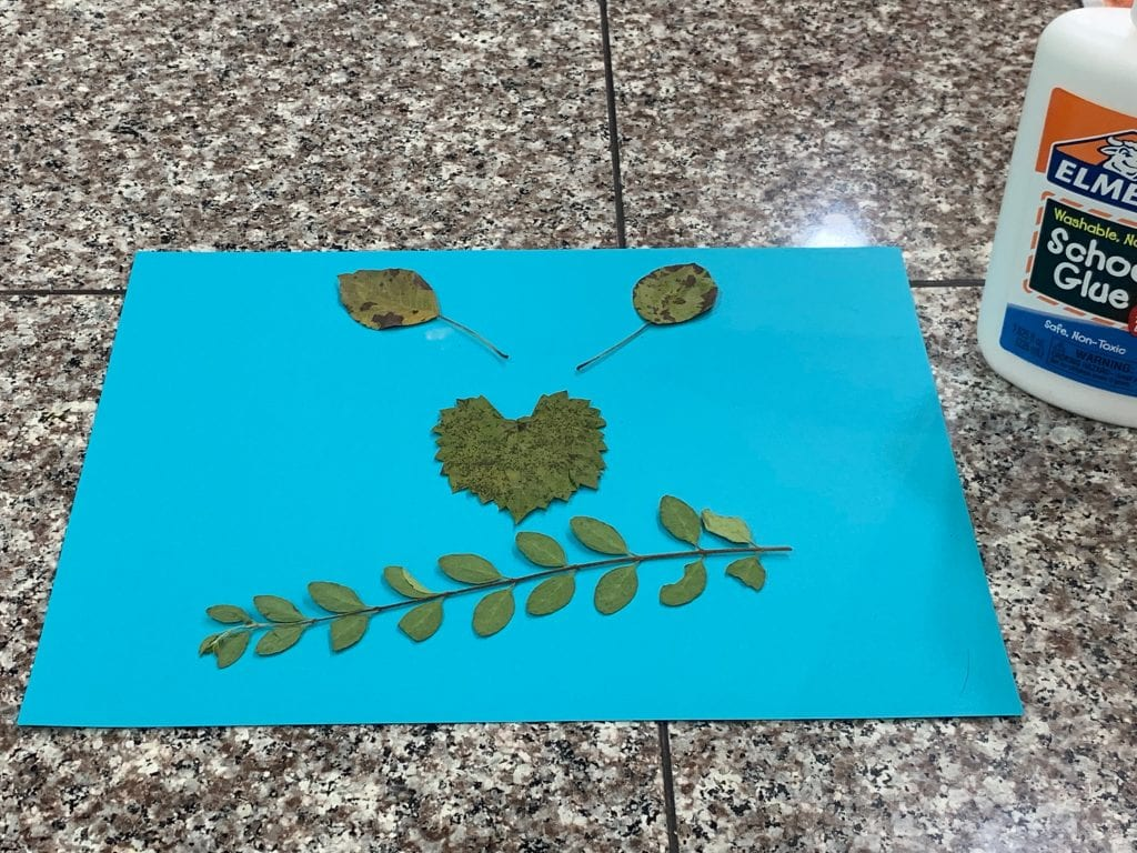 leaf creature tutorial