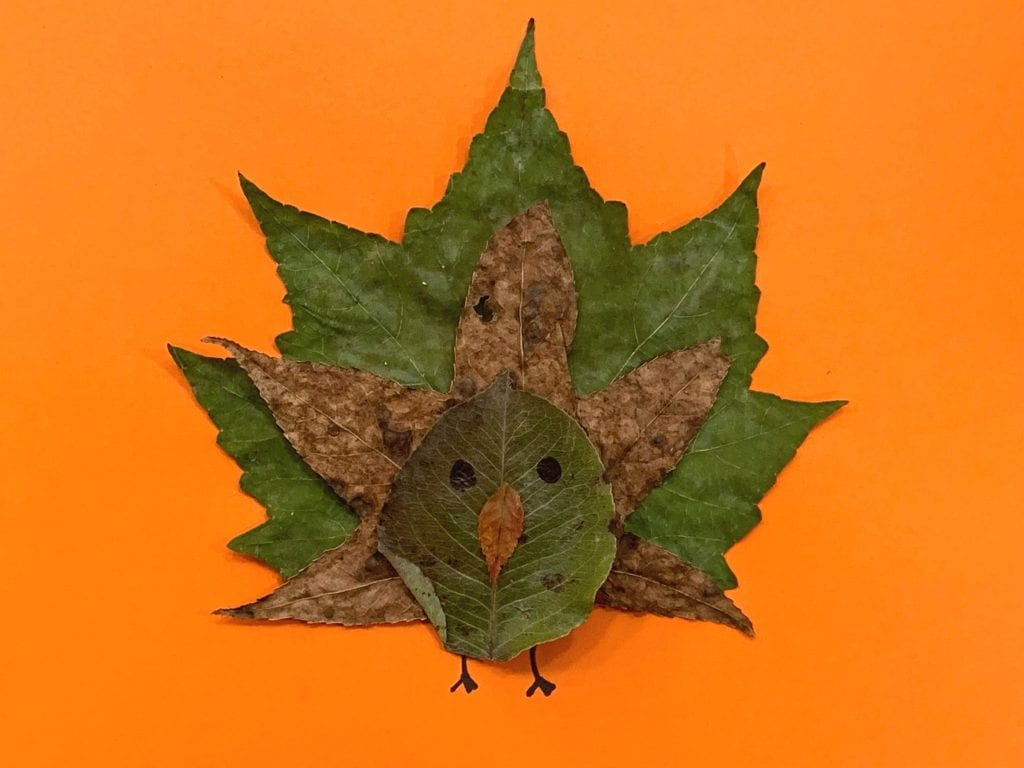 leaf creatures tutorial