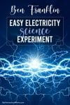 electricity sparking